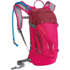 CamelBak L.U.X.E. Hydration Pack 7l+3l Women cerise/pomegranate